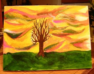 my 1st painting